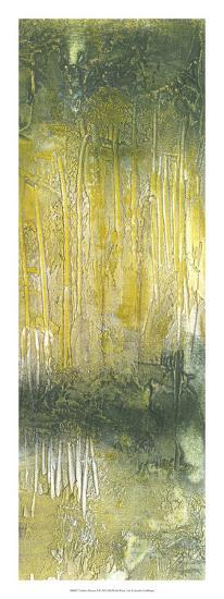 Treeline Abstract II-Jennifer Goldberger-Premium Giclee Print