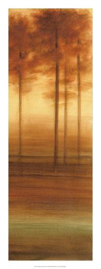 Treeline Horizon III-Ethan Harper-Premium Giclee Print