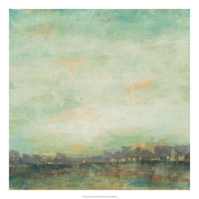 Treeline Sunrise II-Jennifer Goldberger-Premium Giclee Print