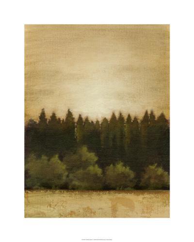 Treeline Sunset I-Ethan Harper-Limited Edition