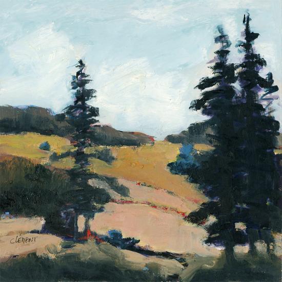 Trees 1-Jacques Clement-Art Print