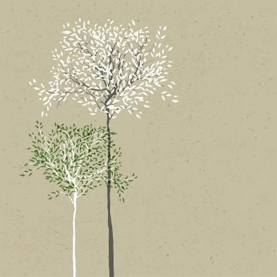 Trees Background-pashabo-Art Print