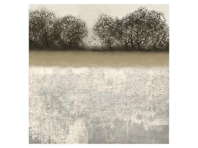 Trees II-Rick Novak-Art Print