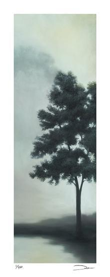 Trees in the Mist III-Deac Mong-Giclee Print