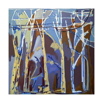 Trees & Wires II-Erin McGee Ferrell-Premium Giclee Print
