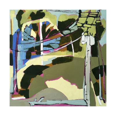 Trees & Wires VI-Erin McGee Ferrell-Premium Giclee Print