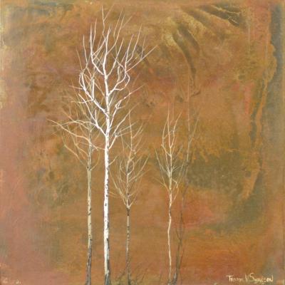 Trees-Trevor V. Swanson-Giclee Print