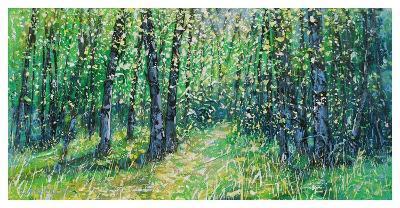 Treescape 06315-Carole Malcolm-Art Print