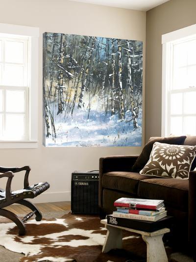 Treescape 2-Carole Malcolm-Loft Art