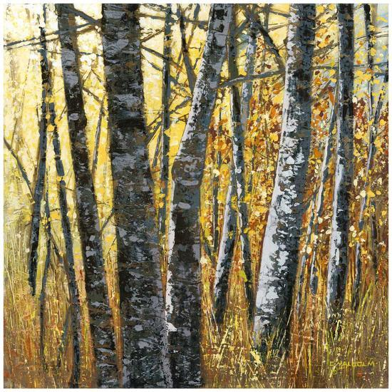 Treescape 4-Carole Malcolm-Art Print
