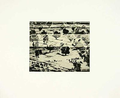 Treescape I-Heike Negenborn-Limited Edition