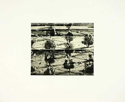 Treescape II-Heike Negenborn-Collectable Print