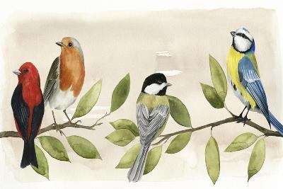 Treetop Gathering II-Grace Popp-Art Print