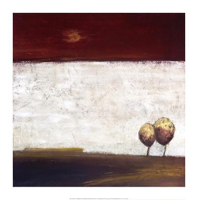 Treetops II-Ursula Salemink-Roos-Art Print