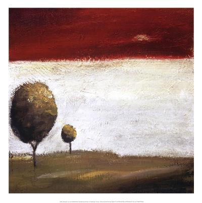 Treetops IV-Ursula Salemink-Roos-Art Print