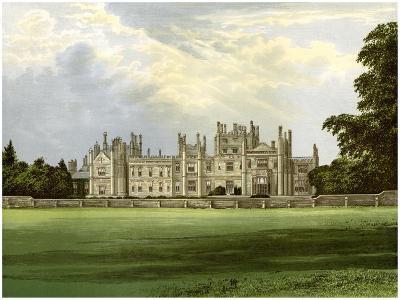 Tregothnan, Cornwall, Home of Viscount Falmouth, C1880-Benjamin Fawcett-Giclee Print
