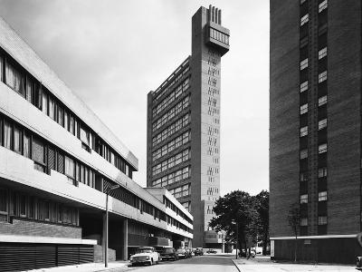 Trellick Tower in London--Photographic Print