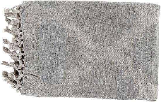 Trellis Throw - Ash/Light Gray *--Home Accessories