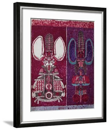 Tremblements-Pierre Courtin-Framed Limited Edition