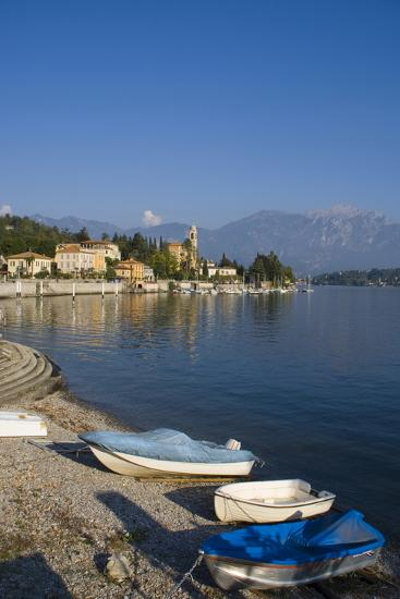 Tremezzo, Lake Como, Lombardy, Italian Lakes, Italy, Europe-Charles Bowman-Photographic Print