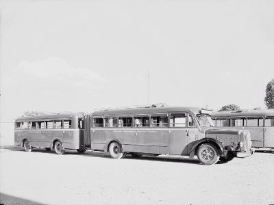 Trenobus of the Most Direct Line Imola-Bologna-A^ Villani-Photographic Print