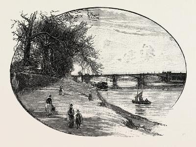 Trent Bridge--Giclee Print