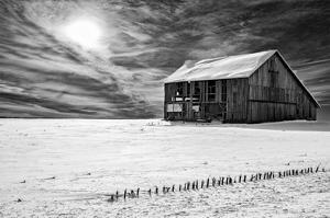 Late January by Trent Foltz