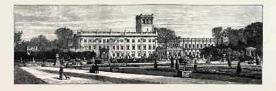 Trentham Is a Southern Suburb of the City of Stoke-On-Trent--Giclee Print