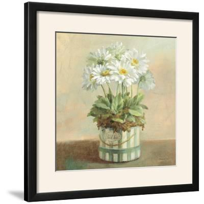 Tres Chic Daisies-Danhui Nai-Framed Photographic Print