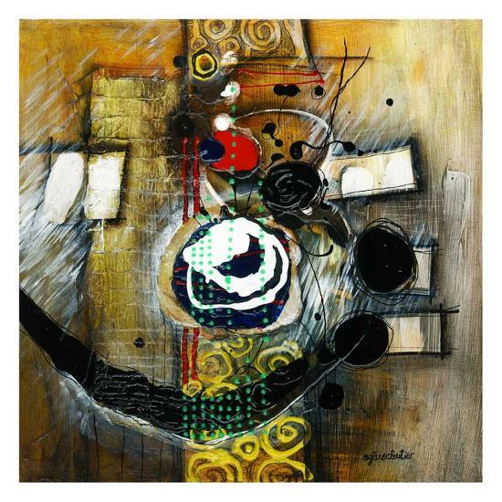 Très enfantin-Sylvie Cloutier-Art Print