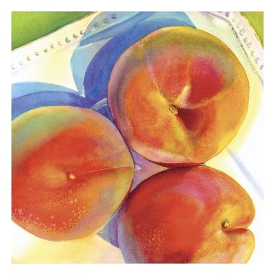 Tres Peachy-Terri Hill-Premium Giclee Print