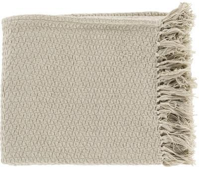Tressa Throw - Beige