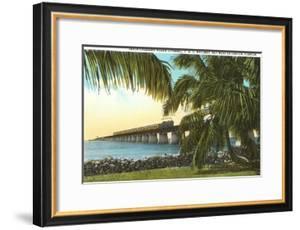 Trestle to Key West, Florida