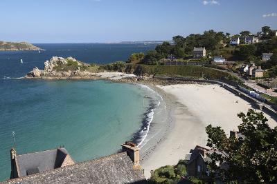 Trestrignel Beach and Pointe Du Chateau, Cote De Granit Rose-Stuart Black-Photographic Print