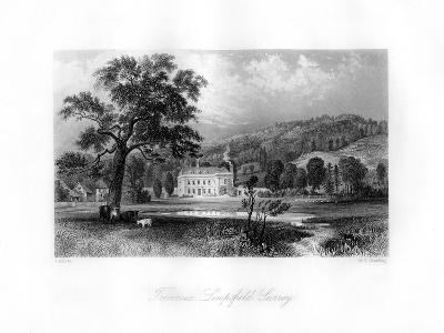 Trevereux, Limpsfield, Surrey, 19th Century-MJ Starling-Giclee Print