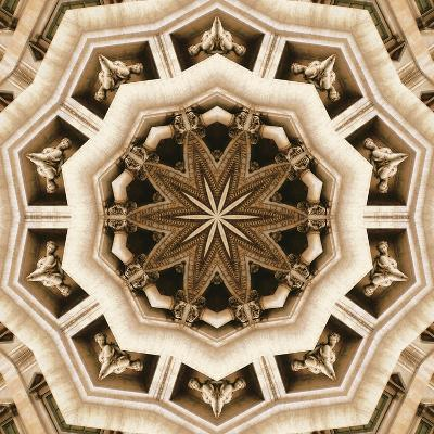 Trevi Fountain- LaGrave Designs-Art Print