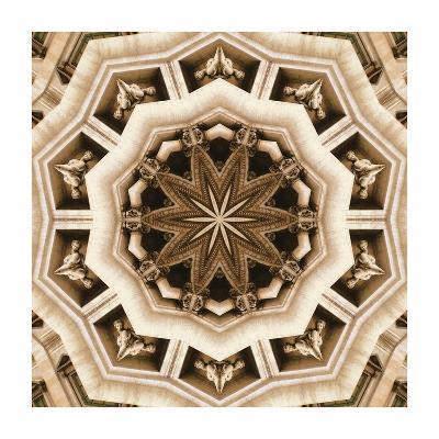 Trevi Fountain- LaGrave Designs-Giclee Print