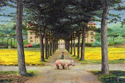 Big Pig, Pistoia, Tuscany