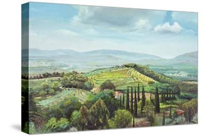 Rolling Hills, Pistoia, Tuscany