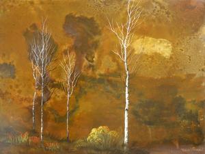 October Light by Trevor V. Swanson
