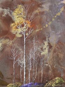 Under Watchful Branches by Trevor V. Swanson