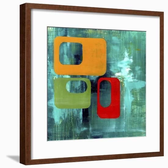 Tri Mod-Ann Tygett Jones Studio-Framed Giclee Print