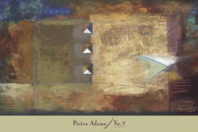 Triad II-Pietro Adamo-Art Print