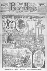 Trial Of Oscar Wilde
