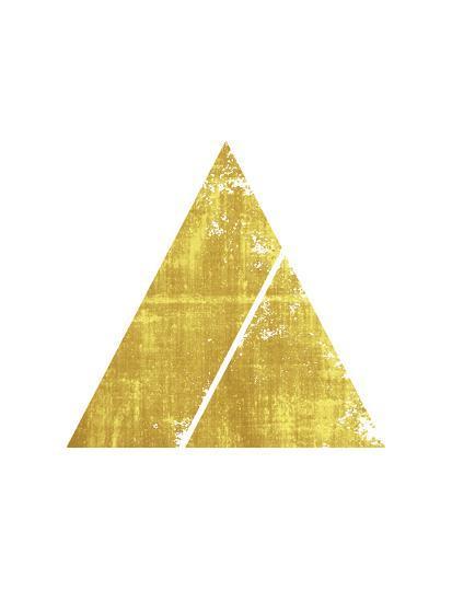 Triangle 1-Ikonolexi-Art Print