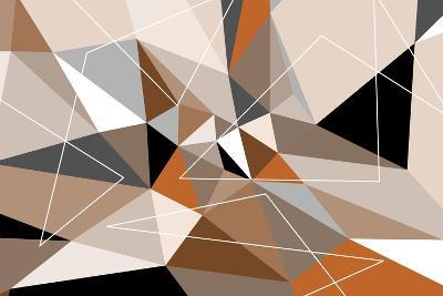 Triangle 2-LXXII-Fernando Palma-Giclee Print