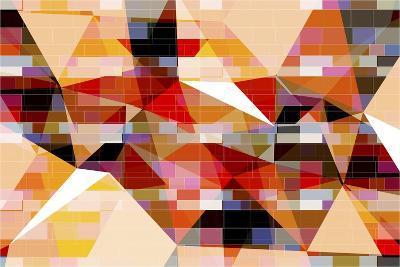 Triangle 7-LXXVII-Fernando Palma-Giclee Print
