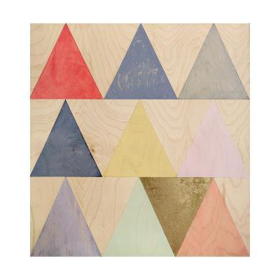 Triangle Grid-Stefano Altamura-Premium Giclee Print