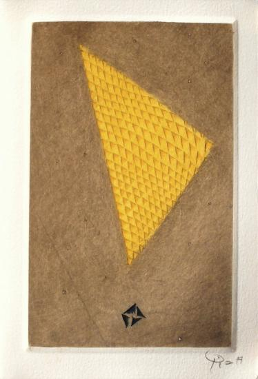 Triangle jaune-Arthur Luiz Piza-Limited Edition