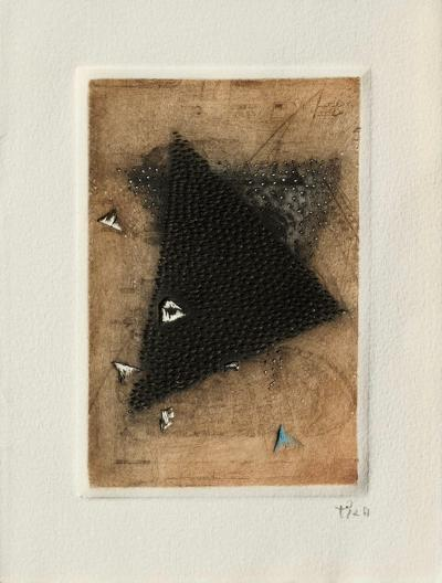 Triangle noir-Arthur Luiz Piza-Limited Edition